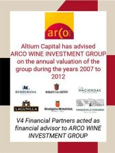 arco wine investment group