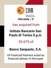 CAM - Banca San Paolo - V4 Financial Partners