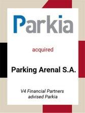 parkia adquisición arenal v4