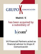 b com grupo k comunicacion