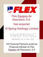 flex descanso vispring holdings