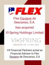 flex descanso vispring holdings