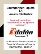 baumgartner papiers - v4 financial partners