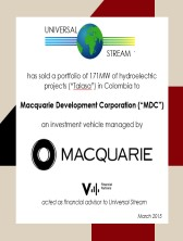 MacQuarie-MDC