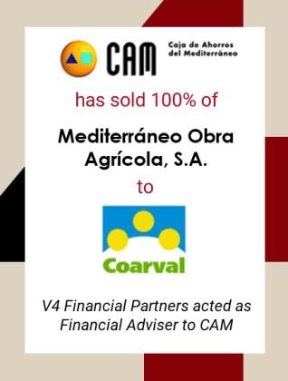 CAM Mediterráneo Obra Agrícola