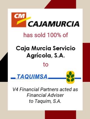 Cajamurcia