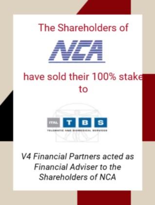 NCA TBS stake