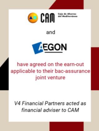 cam aegon joint venture