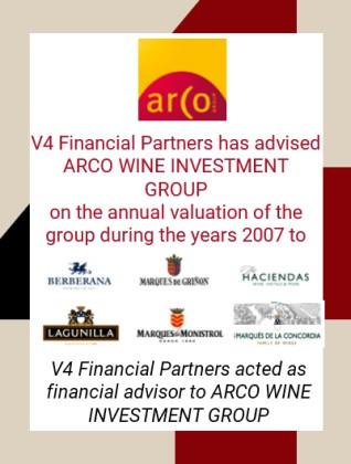 arco wine investment