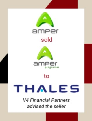 amper sold to thales