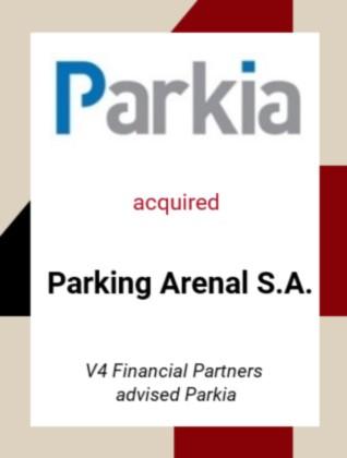 parkia parking arenal