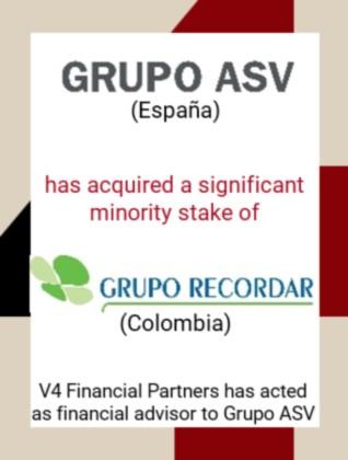 Grupo ASV Grupo Recordar Colombia