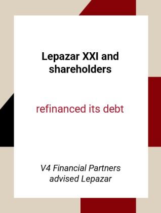 Lepazar xxi debt